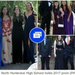 North Hunterdon HS Senior Prom 2017