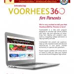 Voorhees360 Parent Flyer