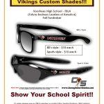 Vikings Sunglasses