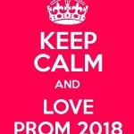 Junior-Senior Prom 2018