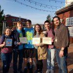 Big Fish Actors Win Awards at Theatre Festival