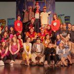 Voorhees Unified Students Perform Seussical Jr.