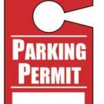 Senior Parking Permits